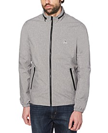 Men's Slim-Fit Windbreaker