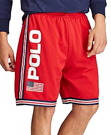 Polo Ralph Lauren Men's Performance Mesh Athletic Shorts