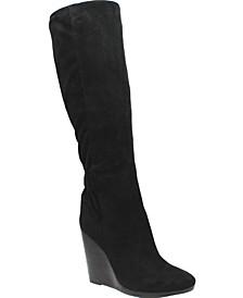 Hampton Wedge Boots