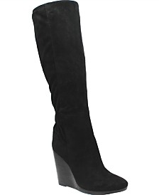 CHARLES by Charles David Hampton Wedge Boots