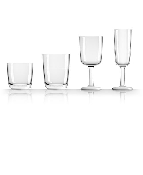 Marc Newson by Palm Tritan Drinkware with White Non-Slip Base