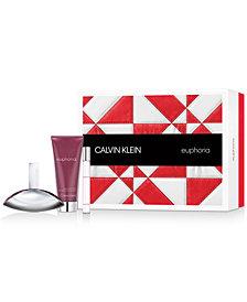 Calvin Klein 3-Pc. Euphoria For Women Gift Set