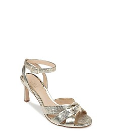 Jewel Badgley Mischka Rhonda Evening Shoes