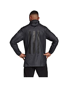 Men's Tango Climastorm 1/2 Zip 3-Stripe Soccer Windbreaker
