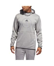 Adidas Men's Badge of Sport 3-pieced Hooded Sweatshirt