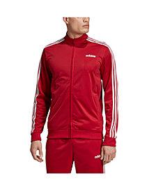Adidas Men's 3-Stripe Tricot Track Jacket