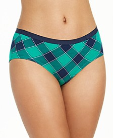Women's Printed Hipster Underwear, Created For Macy's
