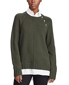 Petite Underlayer Sweater