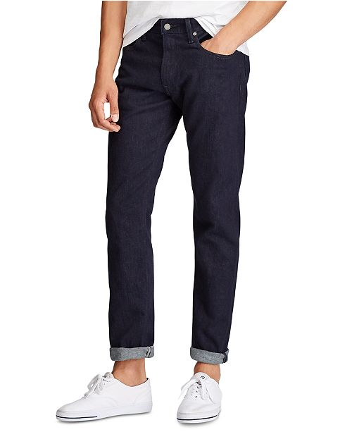 Polo Ralph Lauren Men's Hampton Relaxed-Fit Jeans