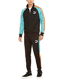 Men's Colorblocked T7 Track Jacket & Pants