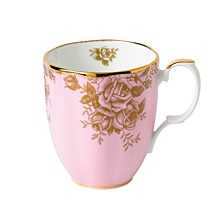 100 Years 1960 Mug  Golden Rose