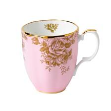 Royal Albert 100 Years 1960 Mug  Golden Rose