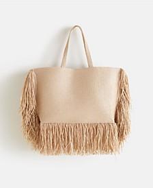 Maxi Fringe Bag