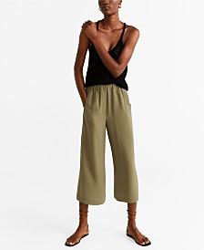 Mango Culotte Trousers