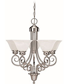 Troy 5-Light Hanging Chandelier
