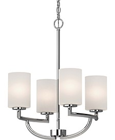 Sharyn 4-Light Hanging Chandelier