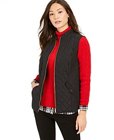 Vests, Sweaters, Button-Front Tops & Pants, Regular & Petite Sizes, Created for Macy's