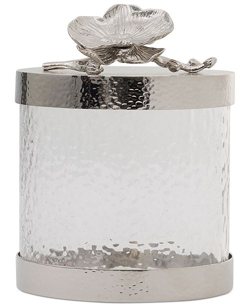 Michael Aram White Orchid Small Canister