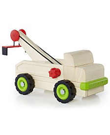 Guidecraft Block Science - Big Tow Truck