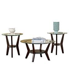 Ashley Furniture Fantell Table Set of 3
