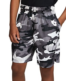 Nike Big Boys Dri-FIT Camo-Print Shorts