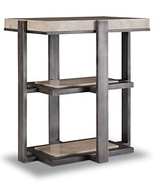 Soleil Chairside Table