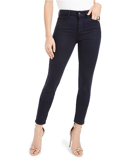 GUESS 1981 Coated Skinny Jeans & Reviews Jeans