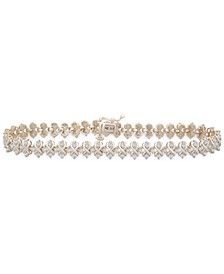 Diamond Infinity Tennis Bracelet (2 ct. t.w.) in 14k Gold