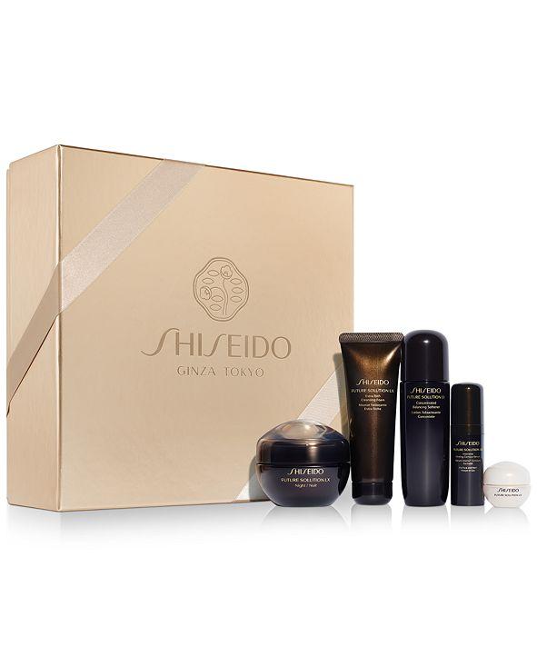 Shiseido 5-Pc. Future Solution LX Luxurious Nighttime Set