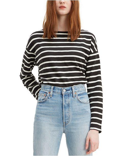 Levi's Women's Cora Cotton Sailor T-Shirt