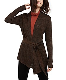 INC Metallic Cardigan, Created For Macy's