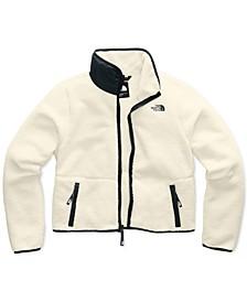 Women's Dunraven Sherpa Cropped Jacket