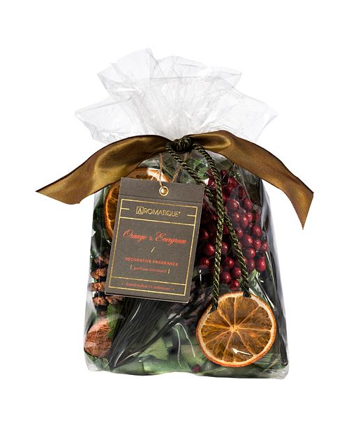 Aromatique Orange & Evergreen Standard Bag