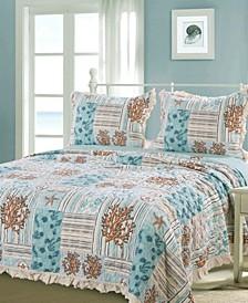 Key West Quilt Set, 2-Piece Twin