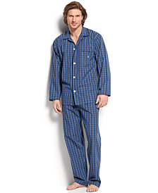 Polo Ralph Lauren Men's Harwich Plaid Pajamas