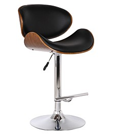 Bull Adjustable Height Swivel Bar Stool