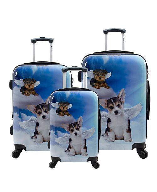 Chariot Dream 3-Piece Hardside Luggage Set