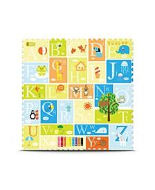 I-Mat My Alphabet - 9 Pieces