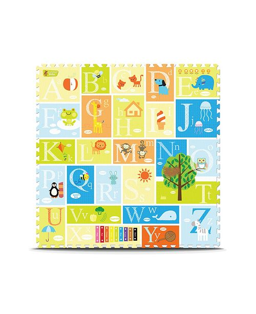 Creative Baby I-Mat My Alphabet - 9 Pieces