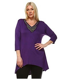 Plus Size Luna Tunic