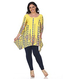 Plus Size Rella Tunic