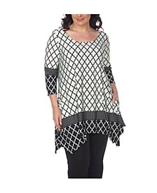 Plus Size Aicha Tunic