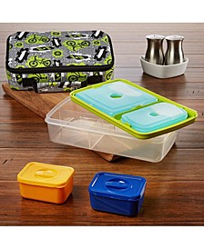 Bento Box Insulated Lunch Kit