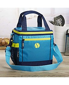 Fit & Fresh Insulated Sport Cooler Lunch Bag