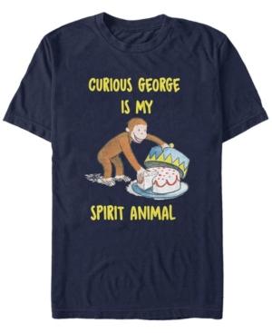 Men's George Cake Time Short Sleeve T-Shirt
