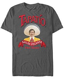 Tapatio Men's Hot Sauce Logo Short Sleeve T-Shirt