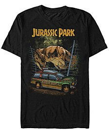 Men's T-Rex Break Out Short Sleeve T-Shirt