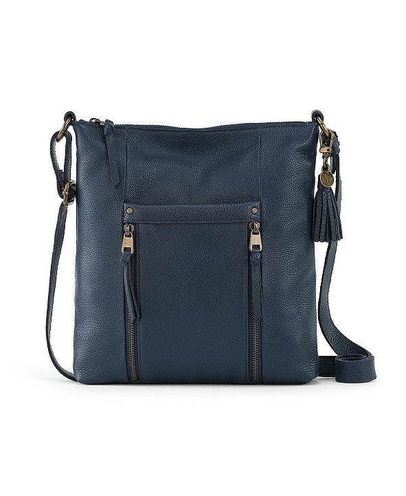 The Sak Collective Leather Ladera Crossbody