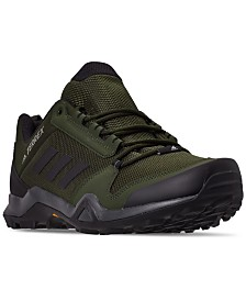 adidas Men's Terrex AX3 Trail Sneakers from Finish Line
