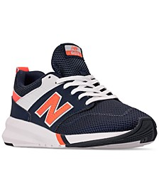 Men's 009 Casual Sneakers from Finish Line